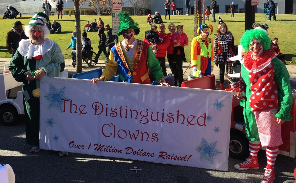 Distinguished Clown Corps - Children's Healthcare